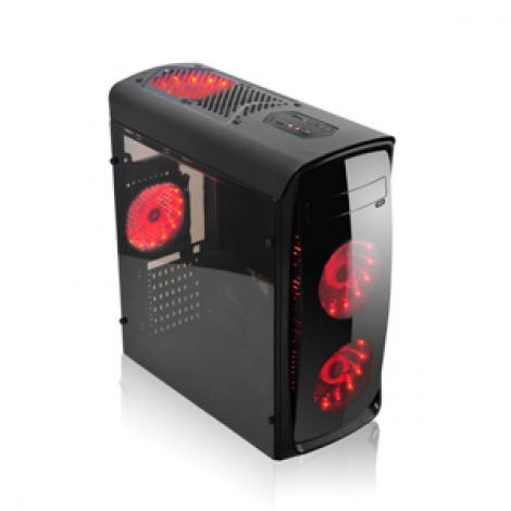 Agiler Gamer ATX Case AGI-C008 Transparent Side