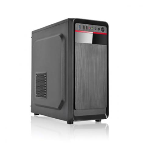 Agiler ATX Case With 600W Power Supply AGI-C009