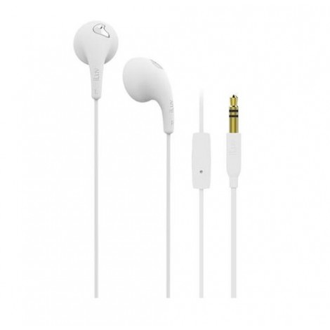 iLuv BBGUMTALKS White Ear Bud With MIC