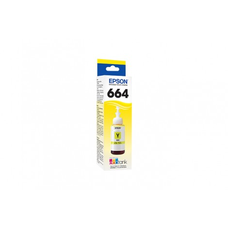 Epson T664420 Yellow Ink