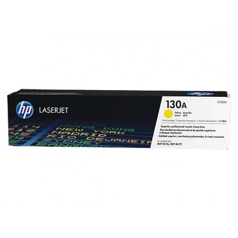 HP 130A CF352A Yellow Toner