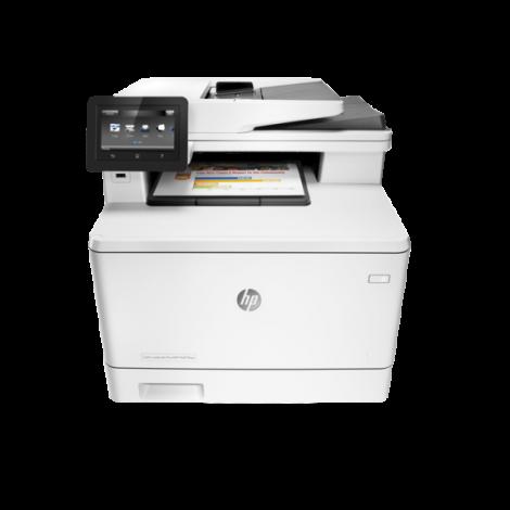 HP LaserJet PRO 400 Colour MFP 477FNW