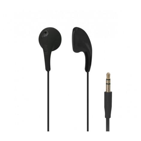 iLuv BBGUMTALKS Black Ear Bud With MIC