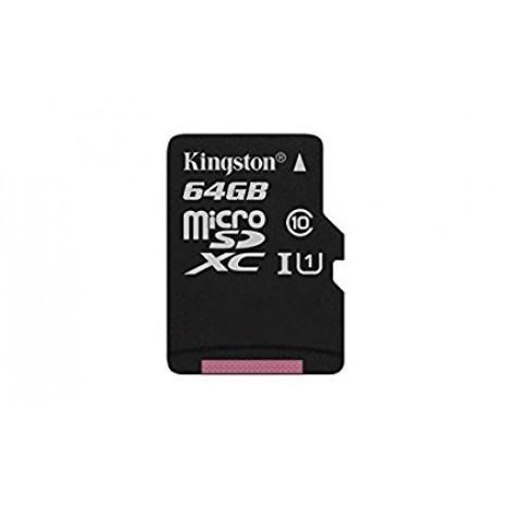 Kingston 64GB Micro SD XC Class 10 SDC10G2/64GB