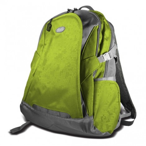 "Klip Notebook Backpack 15.6"" KNB-435GN GREEN"
