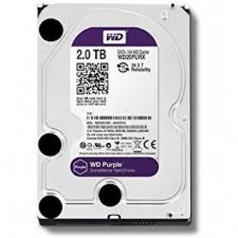 Western Digital Purple 2TB Surveillance HDD