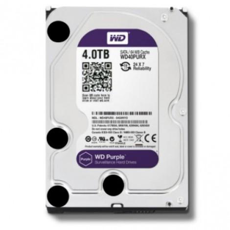 Western Digital Purple 4TB Surveillance HDD