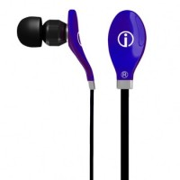 RHYTHMZ EARPHONE FLAT CABLE ROYAL BLUE IME-22651