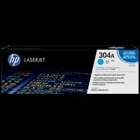 HP 304A Cyan Toner CC531A