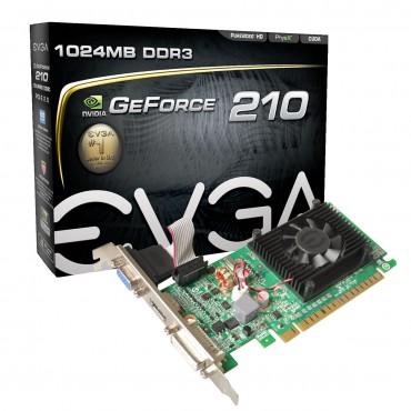 EVGA Geforce 210 1GB DDR3 Video Card