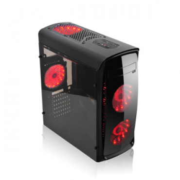 Agiler Gamer ATX Case AGI-C008 Transparent Side