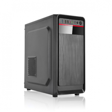 Agiler ATX Case With 600W Power Supply AGI-C009
