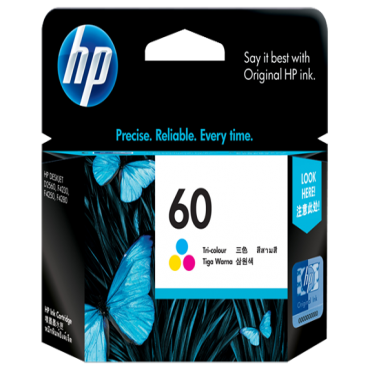 HP No. 60 colour