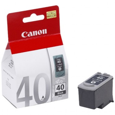 Canon 40 Black Ink