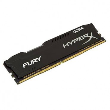 KVR 4GB 2666 DDR4 HyperX Fury Black HX426C15FB/4