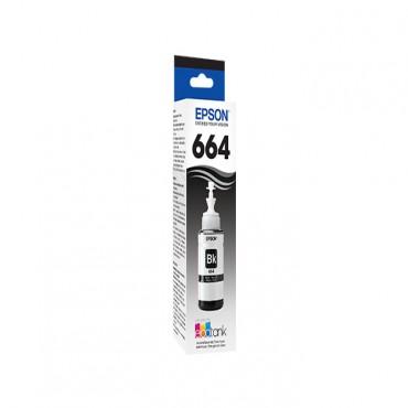 Epson T664120 Black Ink