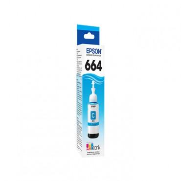Epson T664220 Cyan Ink