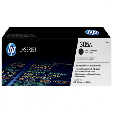 HP CE410A Black 305A