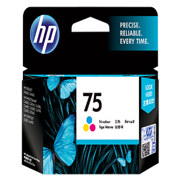 HP 75 Colour Ink