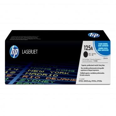 HP CB540A 125A Black Toner