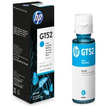 HP GT52 Cyan Ink