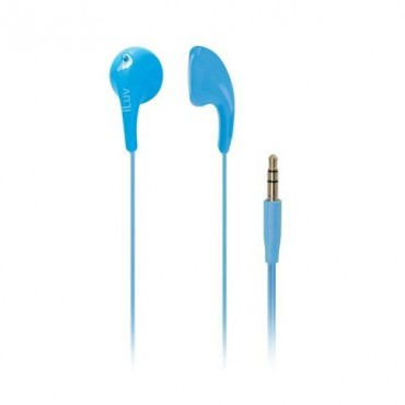 iLuv iEP205 Bubble Gum 2 Earphones Blue