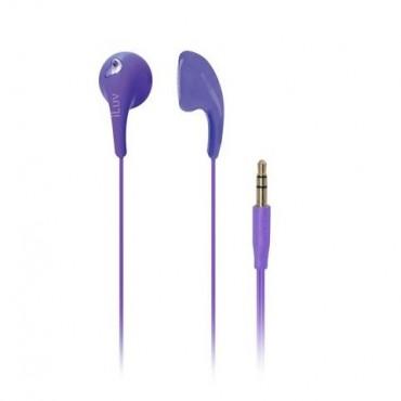 iLuv iEP205 Bubble Gum 2 Earphones Purple