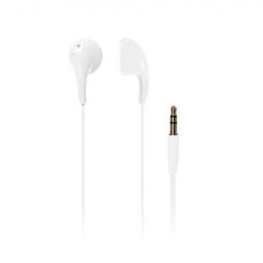 iLuv iEP205 Bubble Gum 2 Earphones White