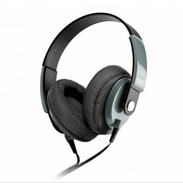 Klip Over Ear Headphones Black KHS-550BK