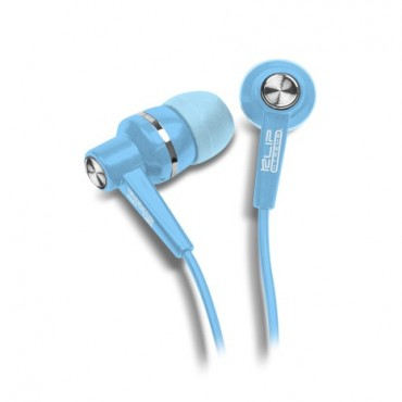 Klip Sport IN-Ear Earphones Blue KSE-105Bl