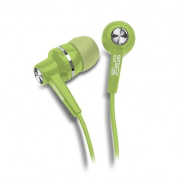 Klip Sport IN-Ear Earphones Green KSE-105GN