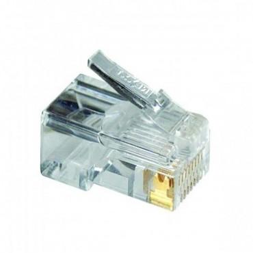 NEXXT RJ45 Connector CAT6 AW102NXT04 100pk
