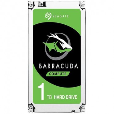 Seagate Barracuda 1TB 64MB 7200Rpm