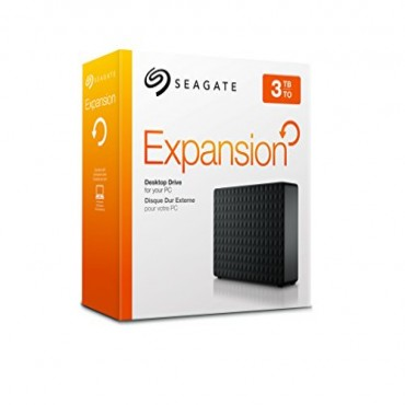 Seagate 3TB USB 3.0 Drive Expansion