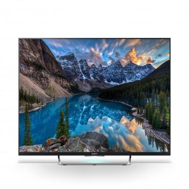 """Sony 55"""" LED TV1080p Smart HDTV Black"""
