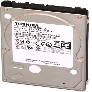 Toshiba 1TB 2.5 Laptop HDD