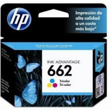 HP 662 Colour