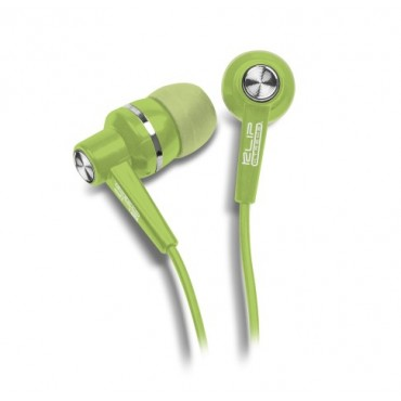 Klip Sport IN-Ear Earphones Green KSE-105GN